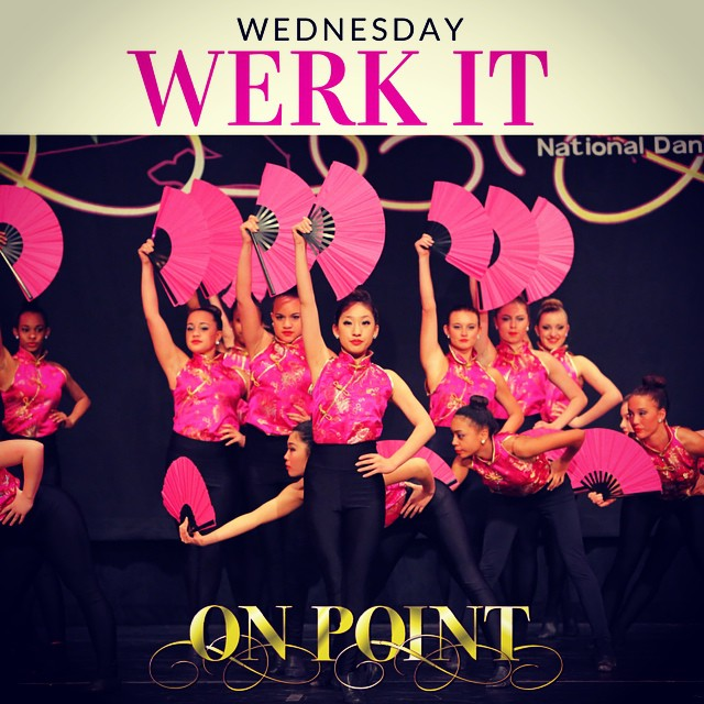 Werk It Wednesday!!