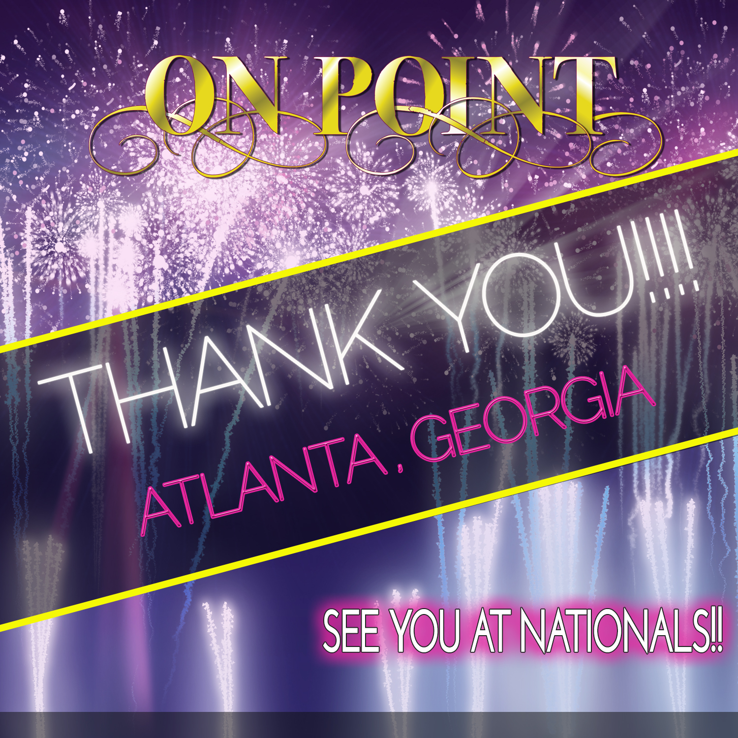 Thank You Atlanta 2016