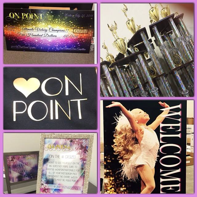 Dancers we cannot wait until Nationals!! We are working hard to create another exceptional event for you!!